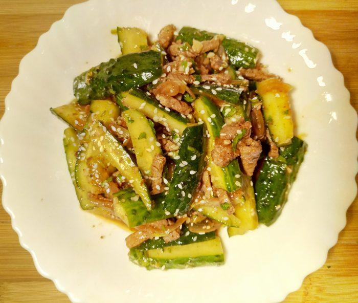 Огурцы по корейски рецепт с фото пошагово