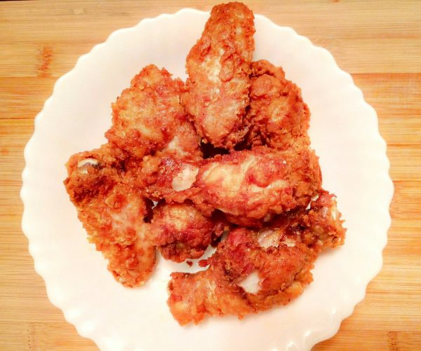 Острые куриные крылышки и ножки как в KFC