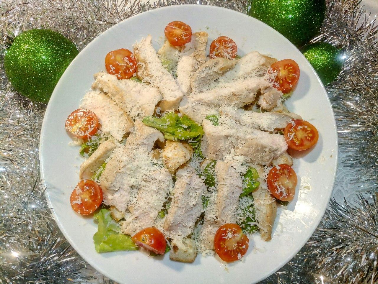 Салат черная курица рецепт пошагово