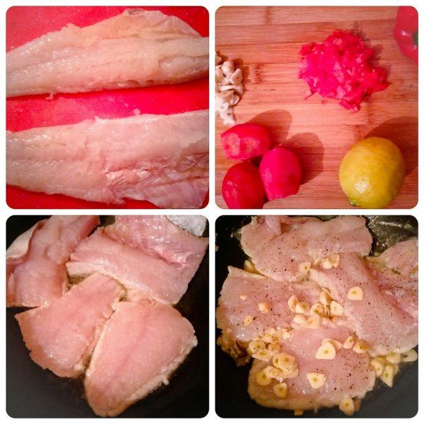 Рыба в томатном соусе рецепт
