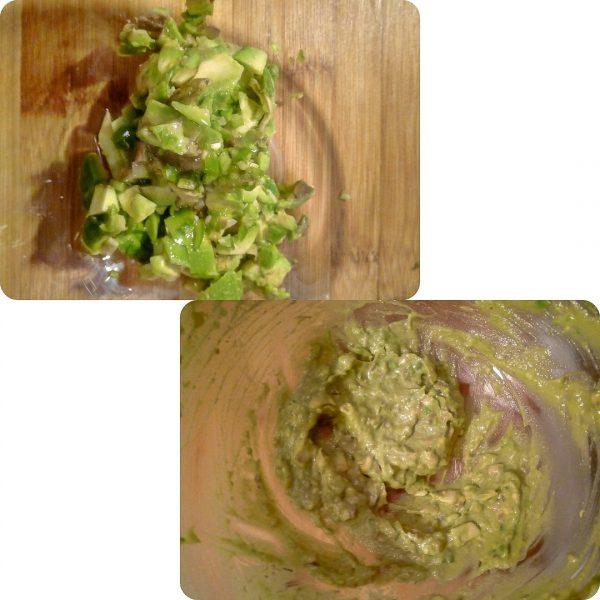 Салат гуакамоле рецепт с фото