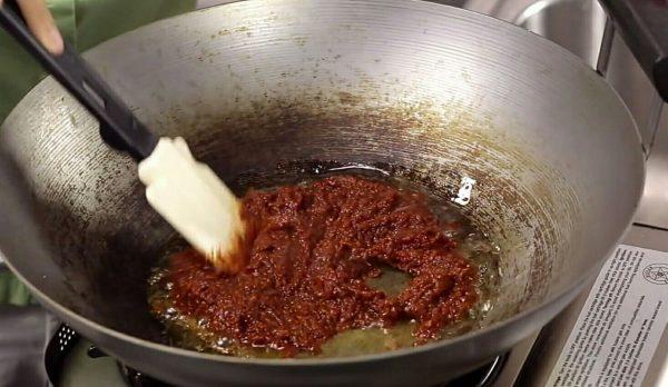 Тайская чили паста оригинальный рецепт