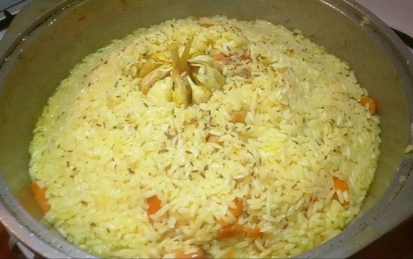 Плов по Ташкентски рецепт