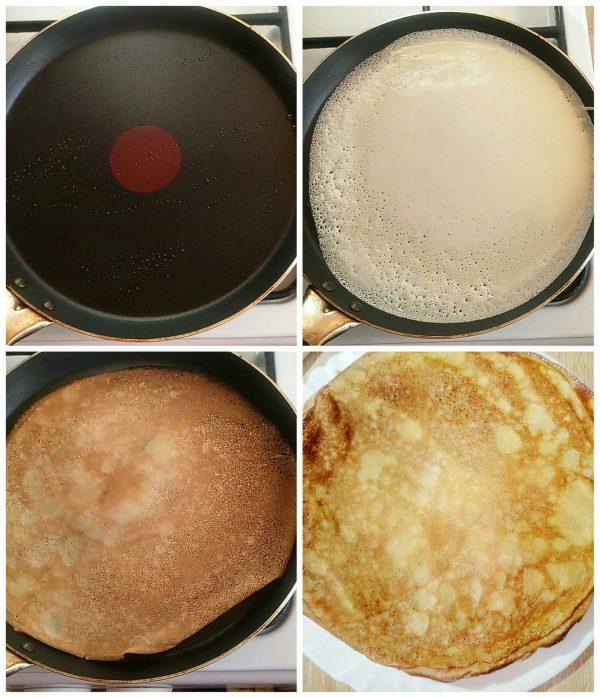 Сладкие блинчики на молоке рецепт с фото и видео