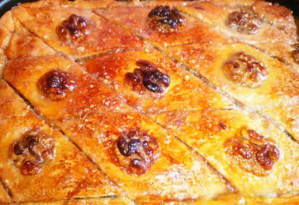 рецепт азербайджанской пахлавы