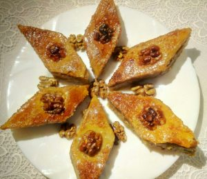 "Азербайджанская ""Пахлава"" рецепт"