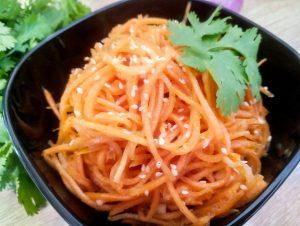 Морковь по-корейски морковча рецепт