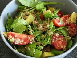 Салат с киноа и авокадо рецепт с фото