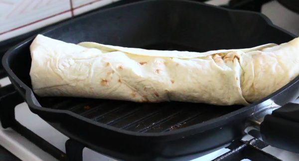 ПП шаурма рецепт с фото