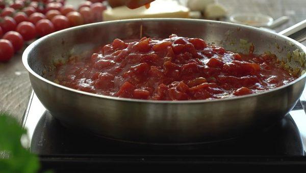 Паста с фрикадельками в томатном соусе маринара рецепт