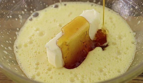Торт медовик очень лёгкий и простой рецепт