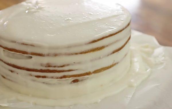 Торт медовик лёгкий и самый вкусный рецепт