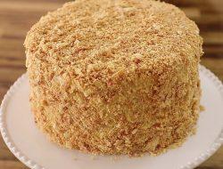 Классический торт Наполеон рецепт с фото