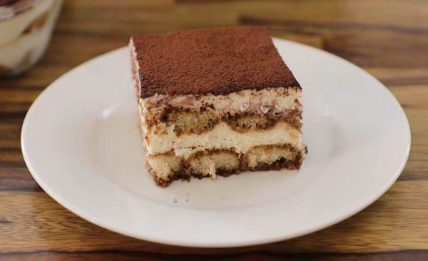"""Торт """"Тирамису"""" рецепт с фото"""