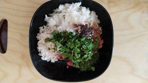 долма по - узбекски рецепт с фото и видео