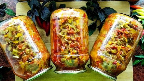 Баклажанная икра на зиму и просто на каждый день рецепт