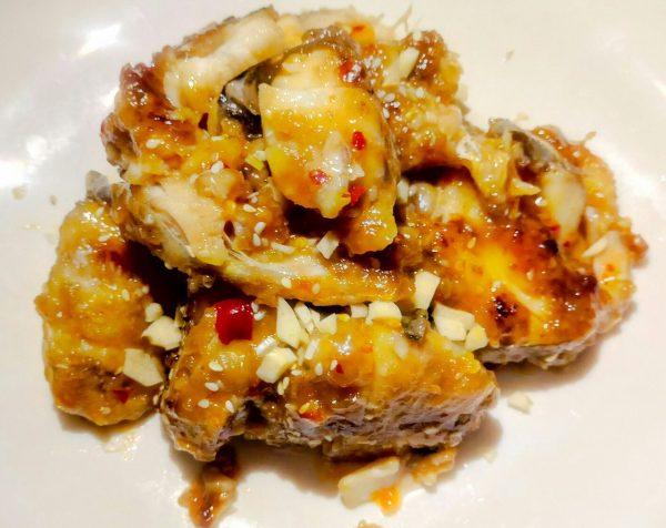 Рыба по-китайски в соусе рецепт