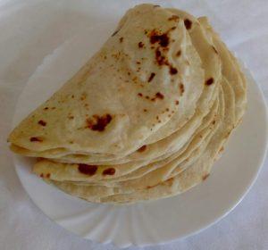 """Мексиканская лепешка """"Тортилья"""" рецепт"""