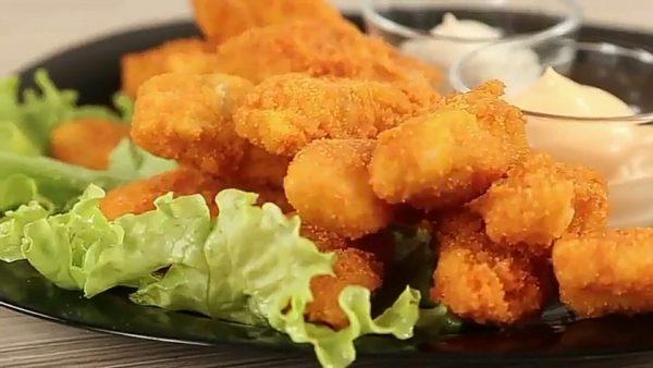 Рыбные палочки из трески в кляре рецепт