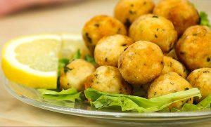 Рыбные шарики (Fish balls) быстрый рецепт