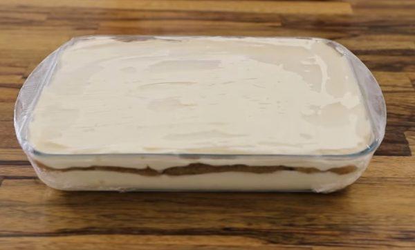 """Торт """" Тирамису """" рецепт с фото"""