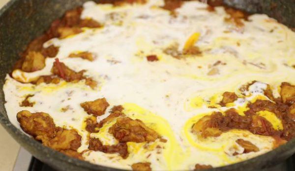 Курица карри пошаговый рецепт с фото