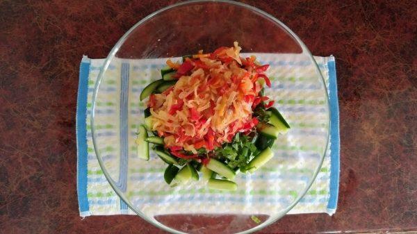 Огурцы по-корейски рецепт приготовления с фото и видео