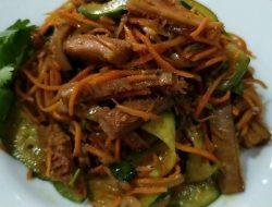Салат из говяжьего рубца по-корейски рецепт