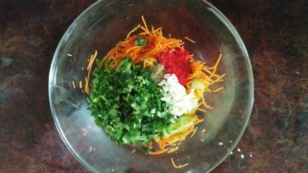 Салат из говяжьего рубца по-корейски рецепт с фото и видео