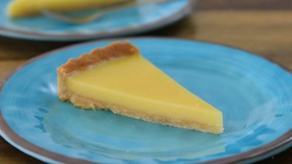 """Классический """"Лимонный тарт """" рецепт приготовления с фото."""