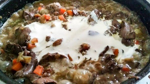 Паштет из куриной печени с инжиром пошаговый рецепт