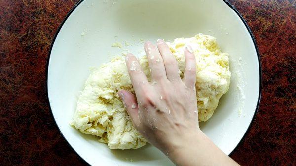 Вкусное тесто для узбекской самсы
