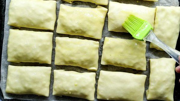 Самсы по-узбекски с картошкой в духовке рецепт