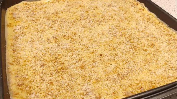 Азербайджанская пахлава пошаговый рецепт с фото