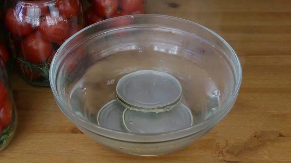 Маринованные помидоры без добавления уксуса рецепт с фото