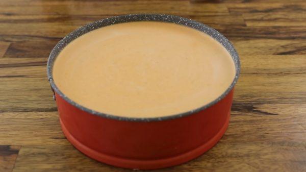 Тыквенный чизкейк без выпечки рецепт с фото